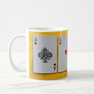 4 Aces Coffee Mug