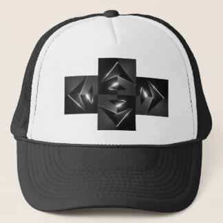 4 arrows trucker hat