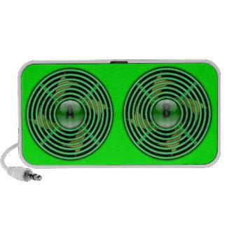 4 Blade Reversible Exhaust Fan Speaker System
