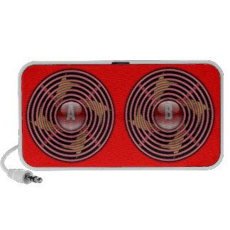 4 Blade Reversible Exhaust Fan Portable Speaker