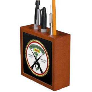 4 CAMPAIGN STARS VIETNAM WAR VETERAN Pencil/Pen HOLDER