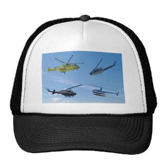 4 Chopper Trucker Hat