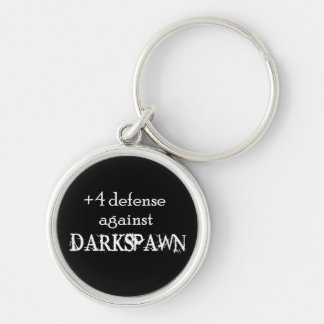 +4 defense against darkspawn keychain