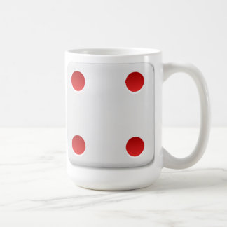 4 Dice Roll Mug