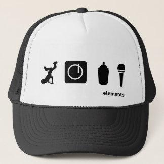4 Elements Trucker Hat
