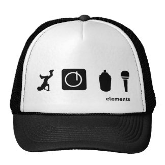4 Elements Trucker Hat