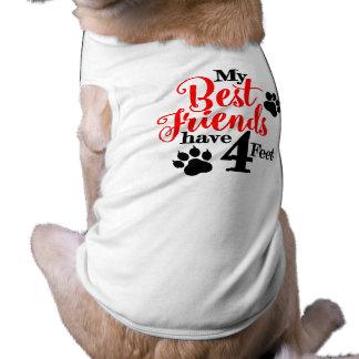 4 Feet Best Friends Dog Clothes