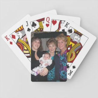 4 Generation Playing Cards
