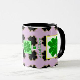 4 Leaf Clover Mug