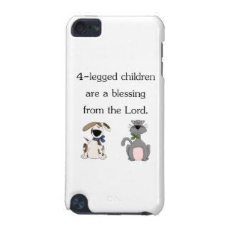 4-legged children are a blessing (pic) iPod touch (5th generation) case