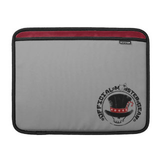 4 Little Monsters - Andy Holiday Logo MacBook Sleeve