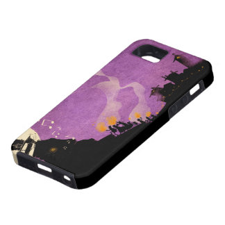 4 Little Monsters - Halloween Night iPhone 5 Case