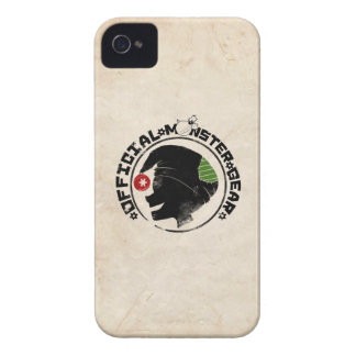 4 Little Monsters - Nigel Holiday Logo 2 iPhone 4 Cover