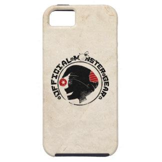 4 petits monstres - logo de vacances de Nigel Coque iPhone 5 Case-Mate