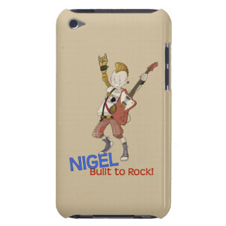 4 petits monstres - Nigel Coques iPod Touch