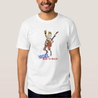 4 petits monstres - Nigel Tshirts