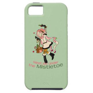 4 petits monstres - vacances de Nessa iPhone 5 Case