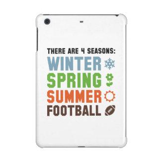 4 Seasons Football iPad Mini Covers