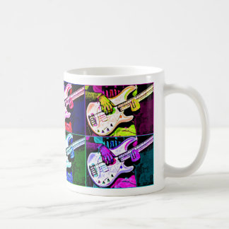 4 String Bass Coffee Mug