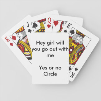 4 the Pearson u like Playing Cards