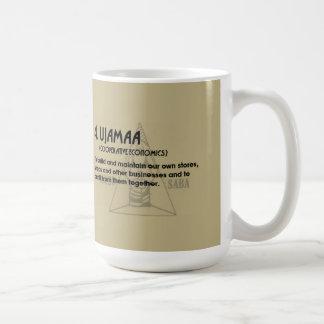 4. UJAMAA Kwanzaa Mug