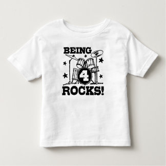 4 Year Old Toddler T-shirt