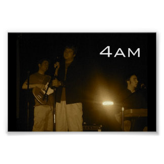 4am poster