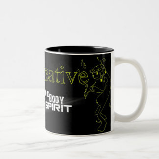 4Art Two-Tone Coffee Mug