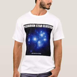 4biddenknowledge pleaidean Star Cluster T-Shirt