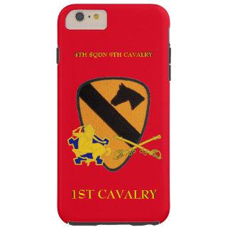 4ème CAVALERIE de la 9ème CAVALERIE d'ESCADRON la Coque iPhone 6 Plus Tough