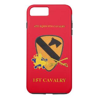 4ème CAVALERIE de la 9ème CAVALERIE d'ESCADRON la Coque iPhone 7 Plus
