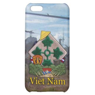 4ème coque iphone de nam du Vietnam de division d'