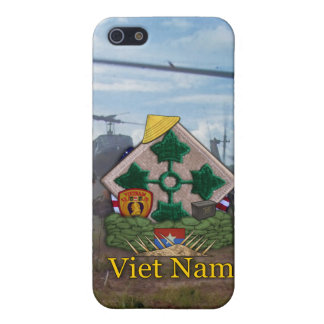 4ème coque iphone de nam du Vietnam de division iPhone 5 Case