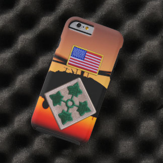 4ème Correction de guerre du Vietnam Nam de Coque iPhone 6 Tough