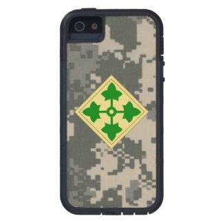 """4ème Division d'infanterie """"Division de lierre """" Étui iPhone 5"""