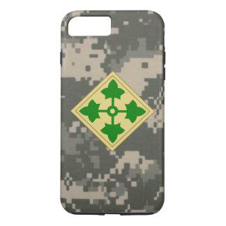 """4ème Division d'infanterie Division"""" Digital Camo Coque iPhone 7 Plus"""