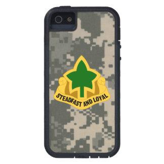 """4ème Division d'infanterie Division"""" DUI """"de Coque iPhone 5 Case-Mate"""