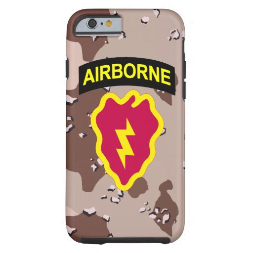 4ème Équipe de combat de brigade - 25ème Division Coque iPhone 6 Tough