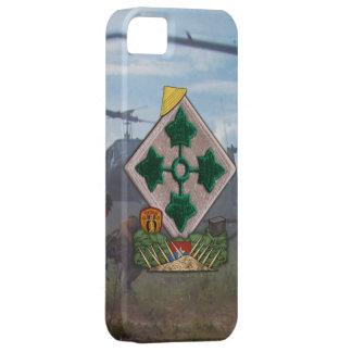 4ème Guerre du Vietnam Nam de Division d'infanteri
