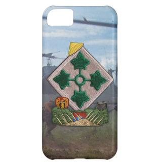 4ème Guerre du Vietnam Nam de Division d'infanteri Coque iPhone 5C