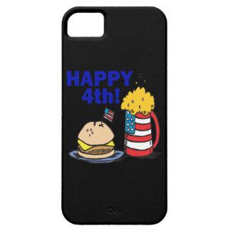 4ème heureux coque iPhone 5 Case-Mate