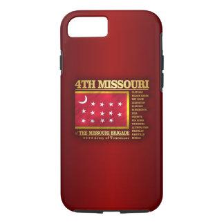 4ème Infanterie du Missouri (BA2) Coque iPhone 7