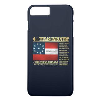 4ème Infanterie du Texas (BA2) Coque iPhone 7 Plus