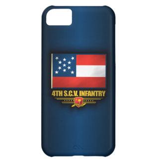 4ème Infanterie volontaire de la Caroline du Sud Coque iPhone 5C
