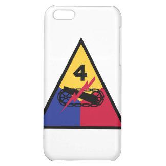 4ème Insignes de Division blindée Coque iPhone 5C
