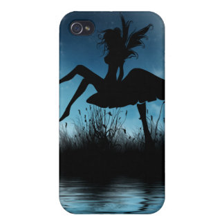4G Fairy Fantasy  Cover For iPhone 4