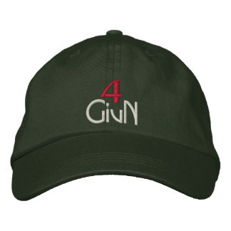 4GivN Embroidered Hat