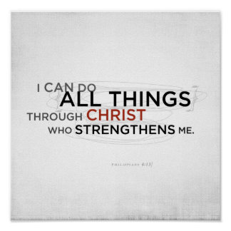 4h13 II de Philippiens Poster