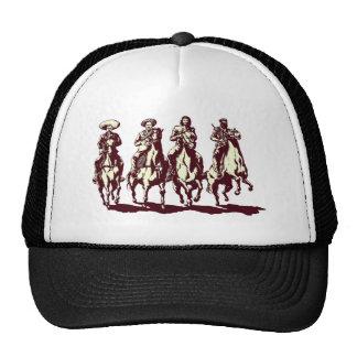 4horsemen trucker hat