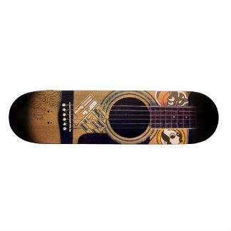 4ten: Bmore Guitar (Rob White) Skateboards